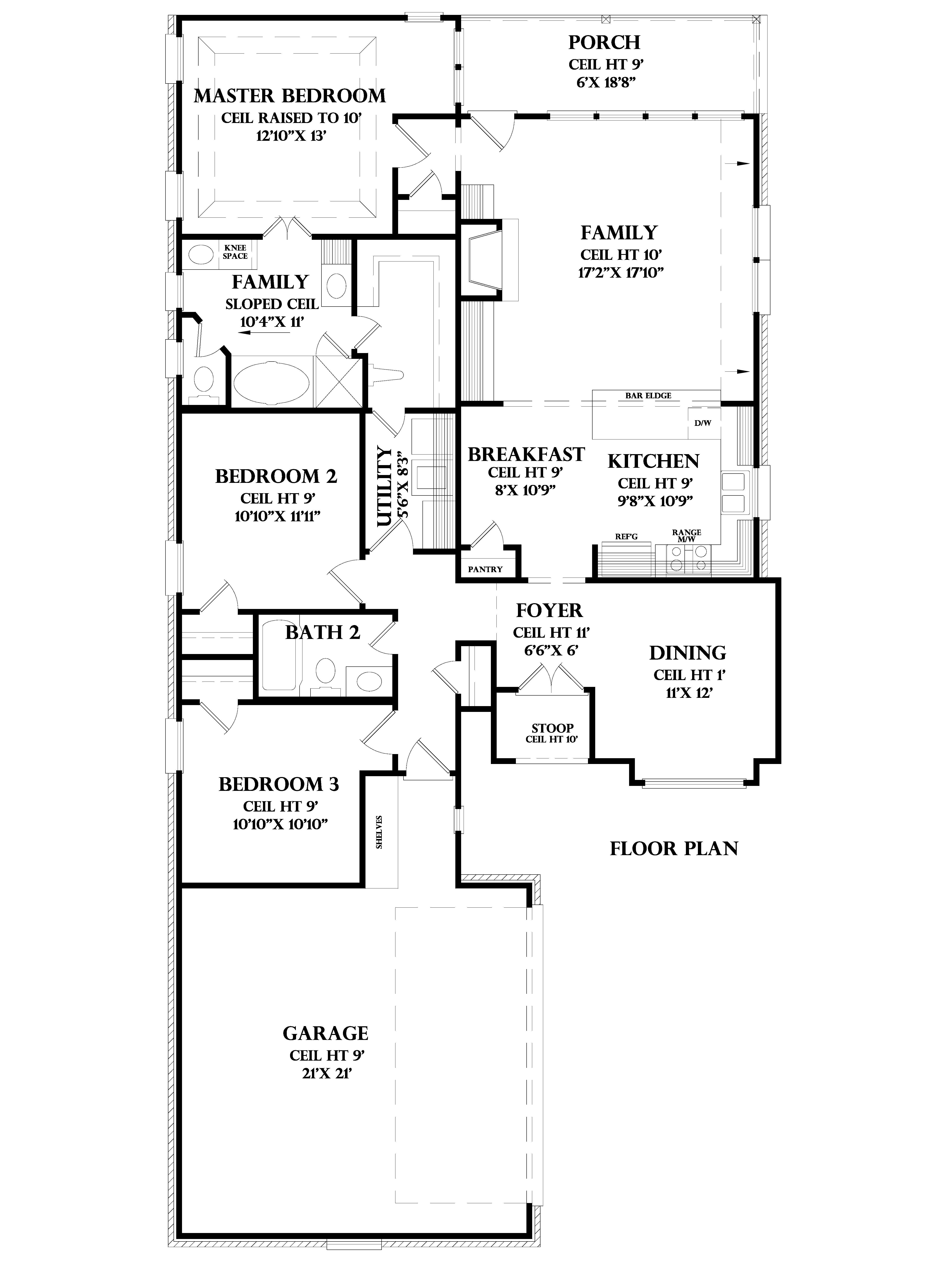 Lemans – Acadiana Home Design