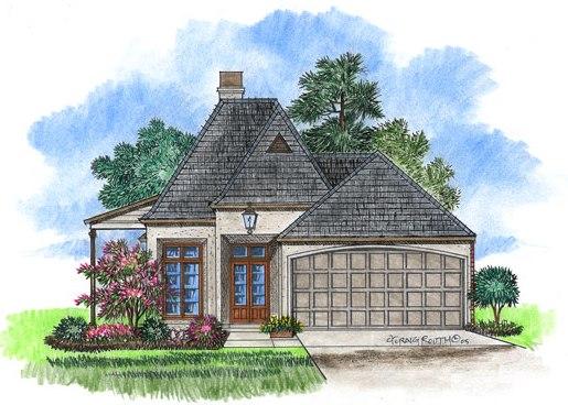 Tule acadiana home design for Acadiana home design