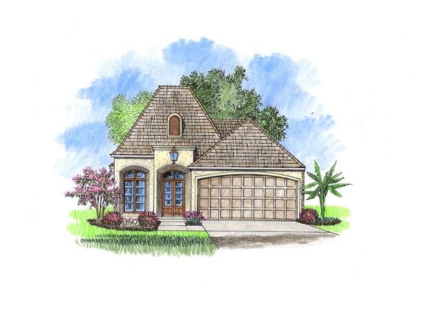Roanne acadiana home design for Acadiana home design
