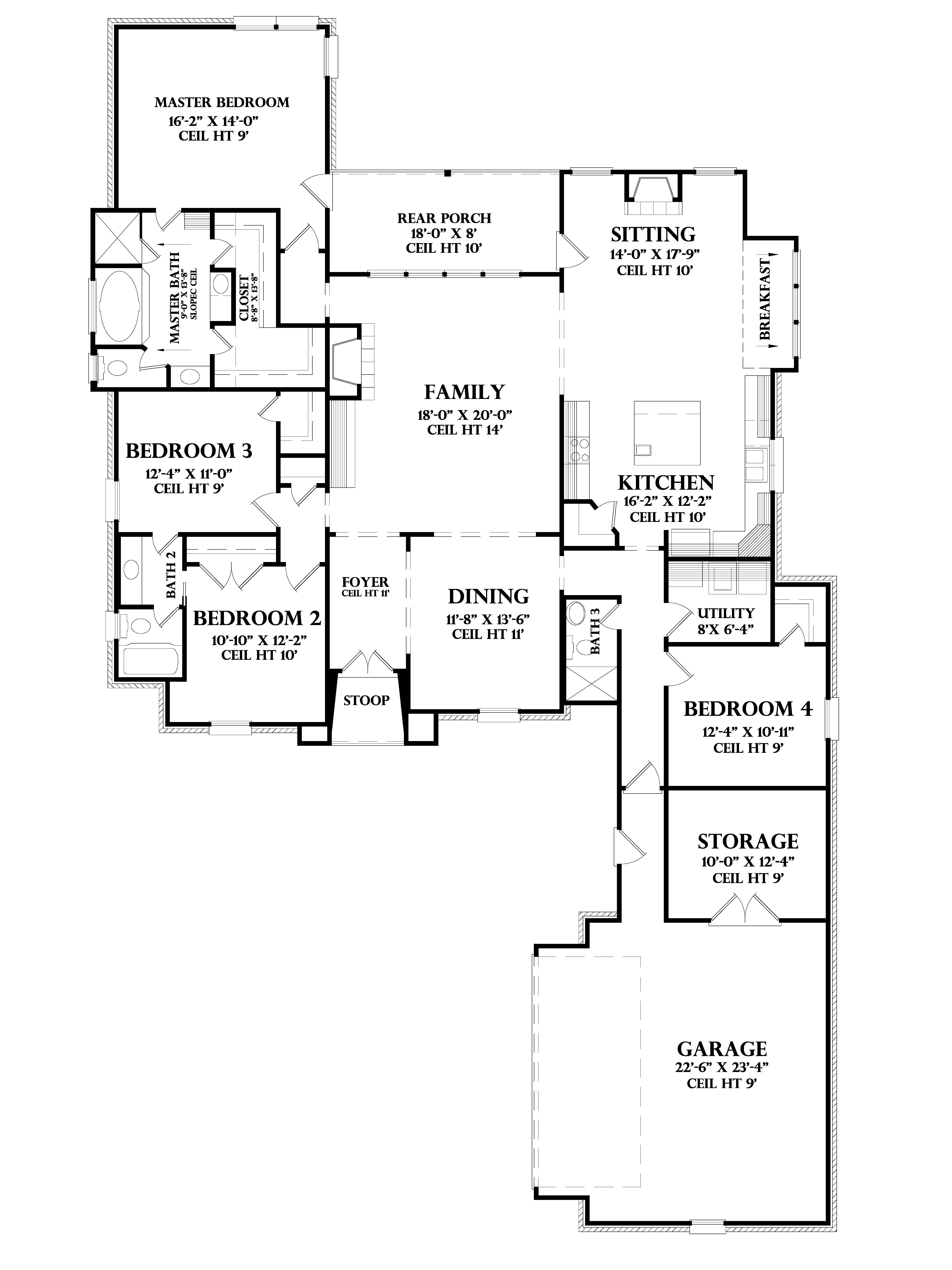 Tarascon acadiana home design for Acadiana home design