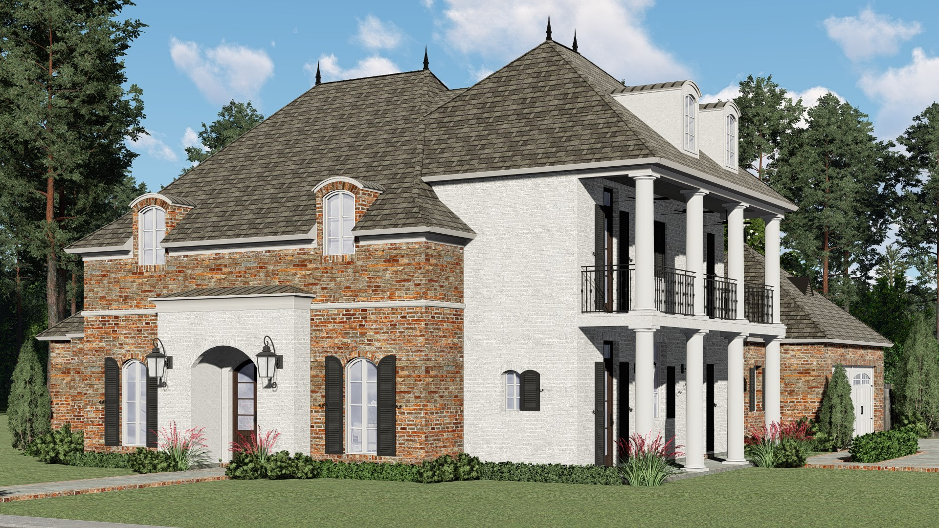 Belvoir View Virtual Walkthrough Video Acadiana Home Design